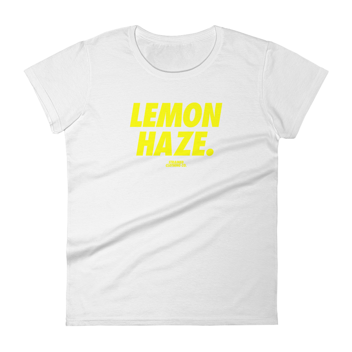 Lemon Haze T-Shirt (womens)