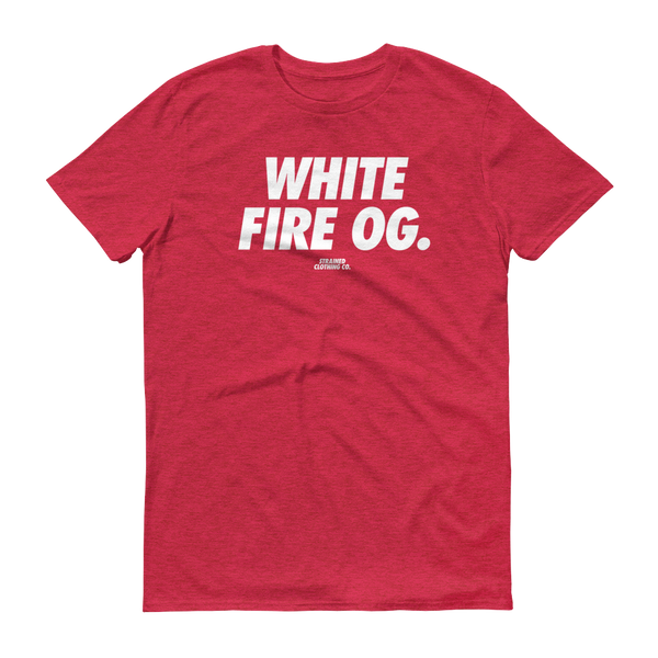 White Fire Og T-Shirt