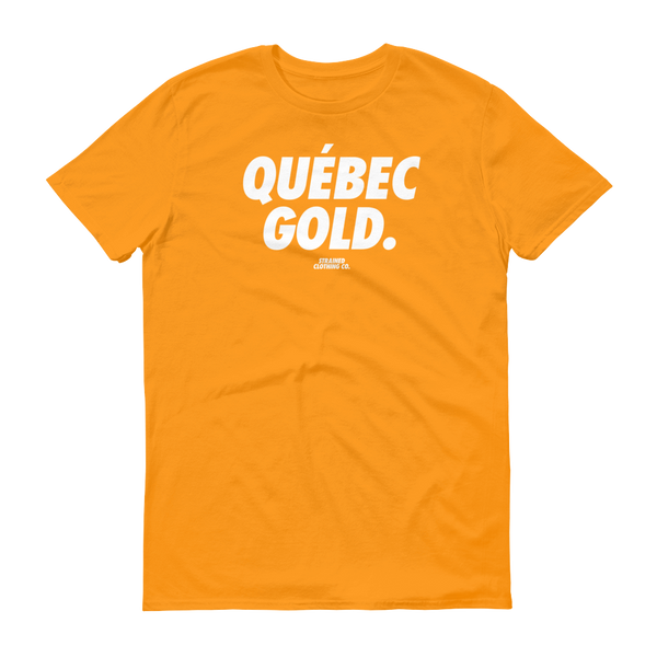 Quebec Gold T-Shirt