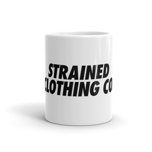 """Strained Logo"" Mug"