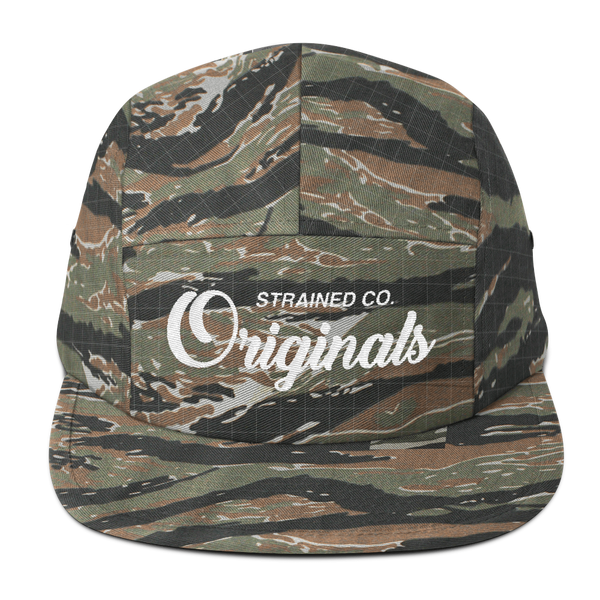 Originals Script - Tiger Camo 5 Panel