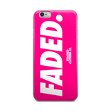 """Faded"" Iphone 6/6s Case"