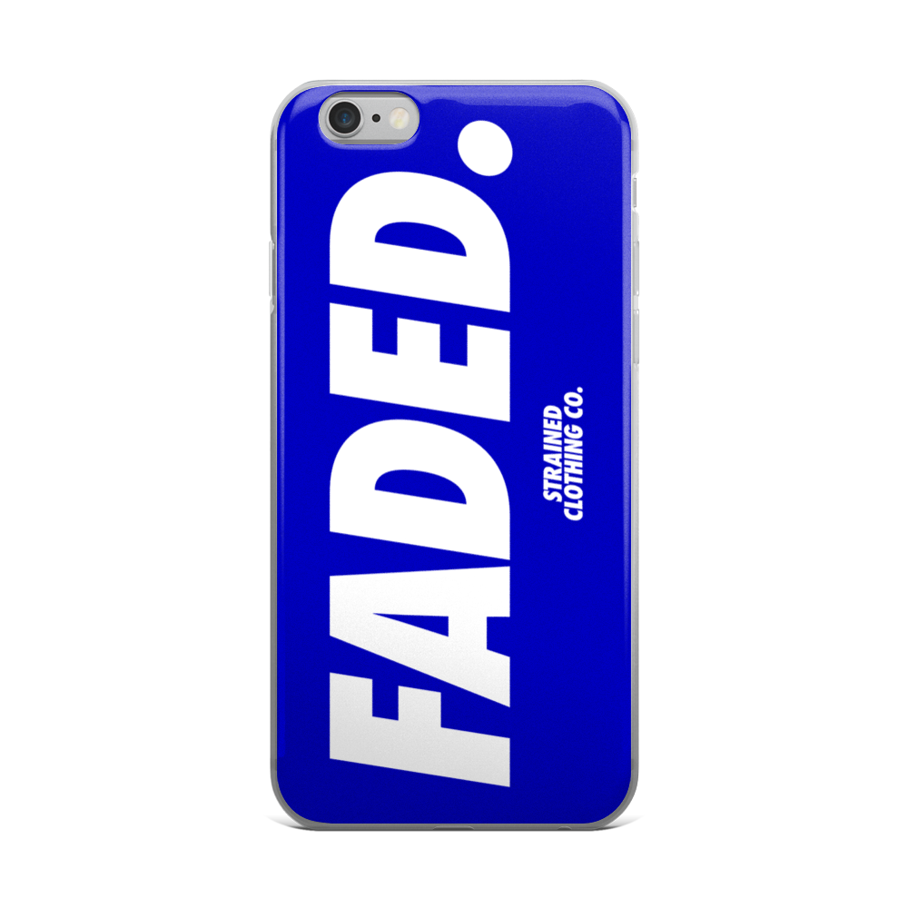 """Faded"" Iphone 7/7 Plus Case"
