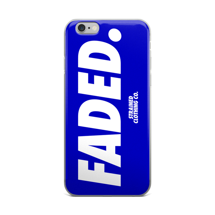 """Faded"" Iphone 6 Plus/6s Plus Case"