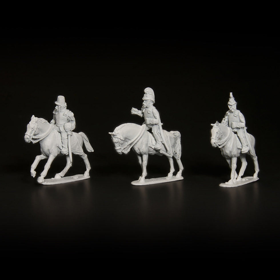 Austrian Cuirassiers Cavalry Command