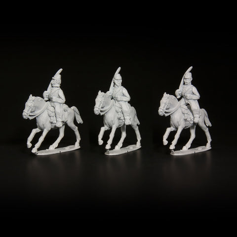 Bourbon Cavalry Troopers