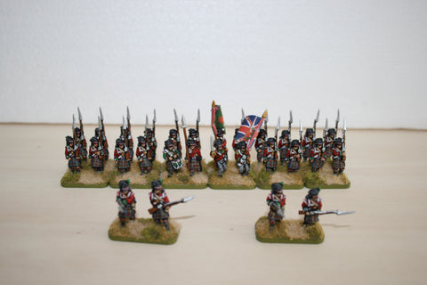 British Highlander Battalion
