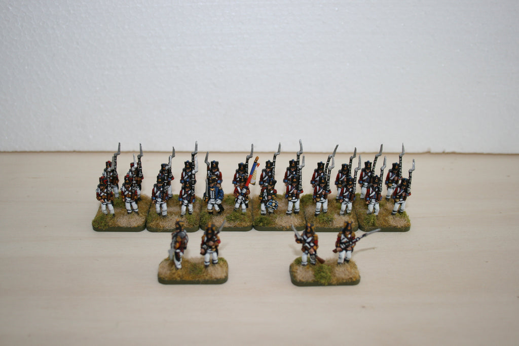 French Line Infantry Battalion