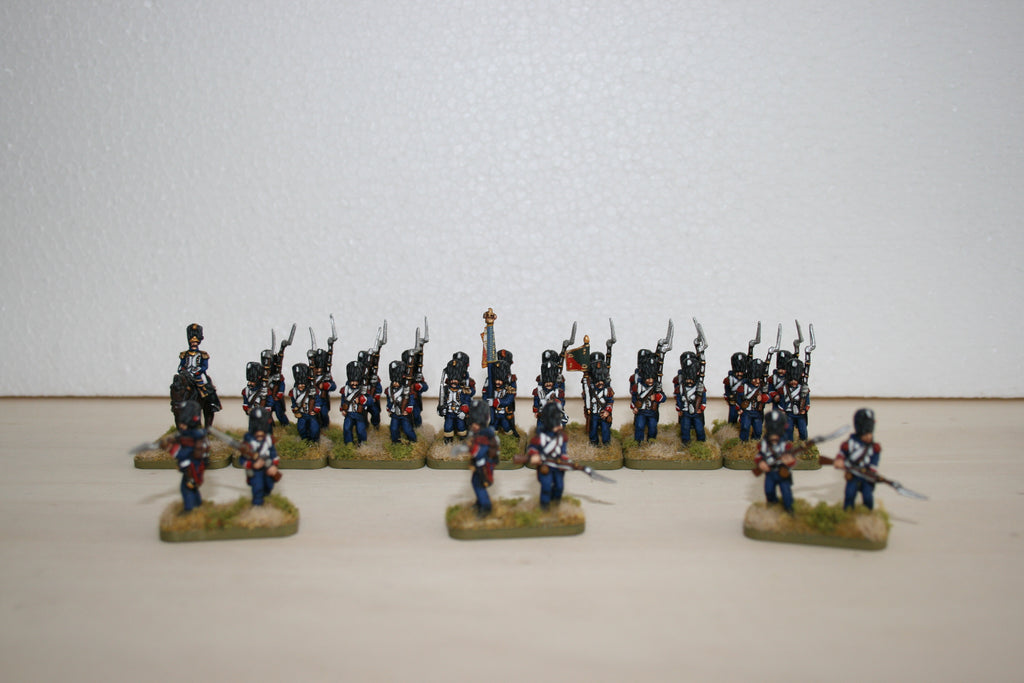 French Old Guard Grenadier à Pied Battalion