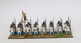 German Infantry - Marching