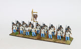 German Infantry Command - Standing