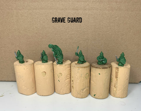 undead elite guard command