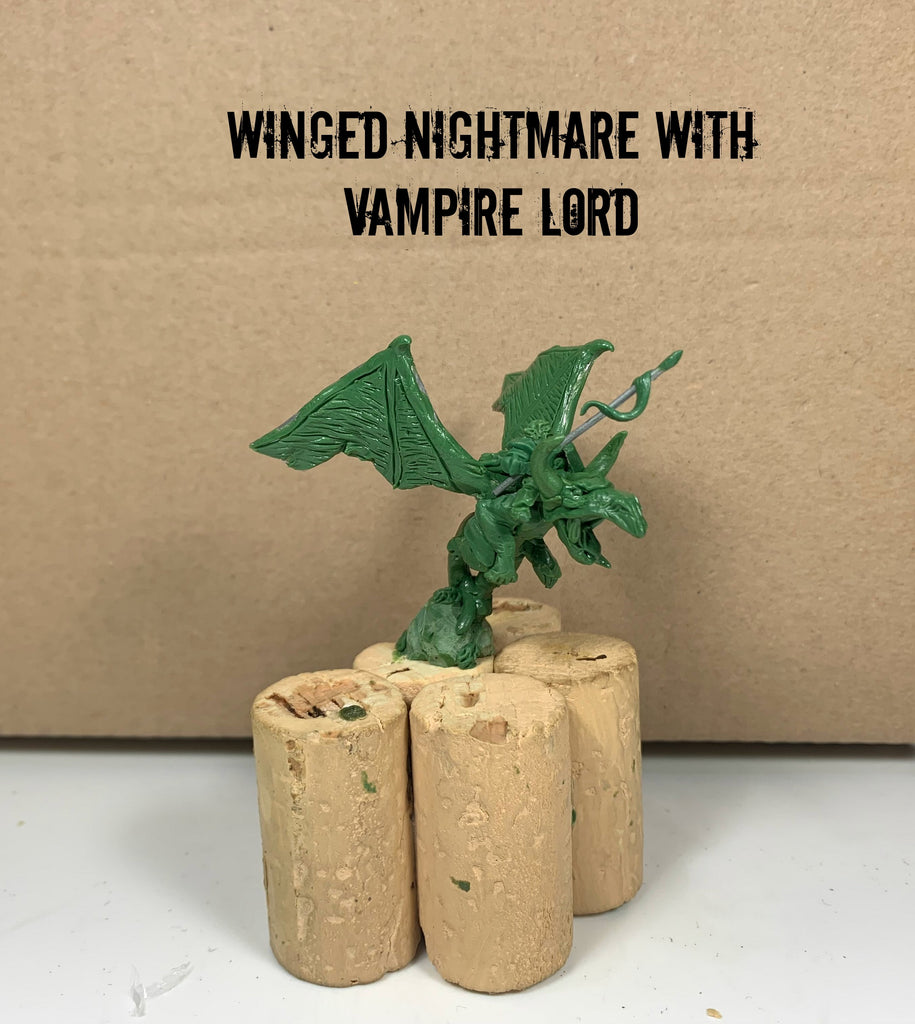 vampire on winged nightmare