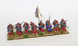 French Zouaves Command - Standing