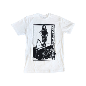 Laura Jane Grace and the Devouring Mothers Skeleton T-Shirt