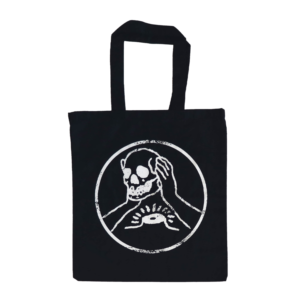 Against Me! Skull Tote