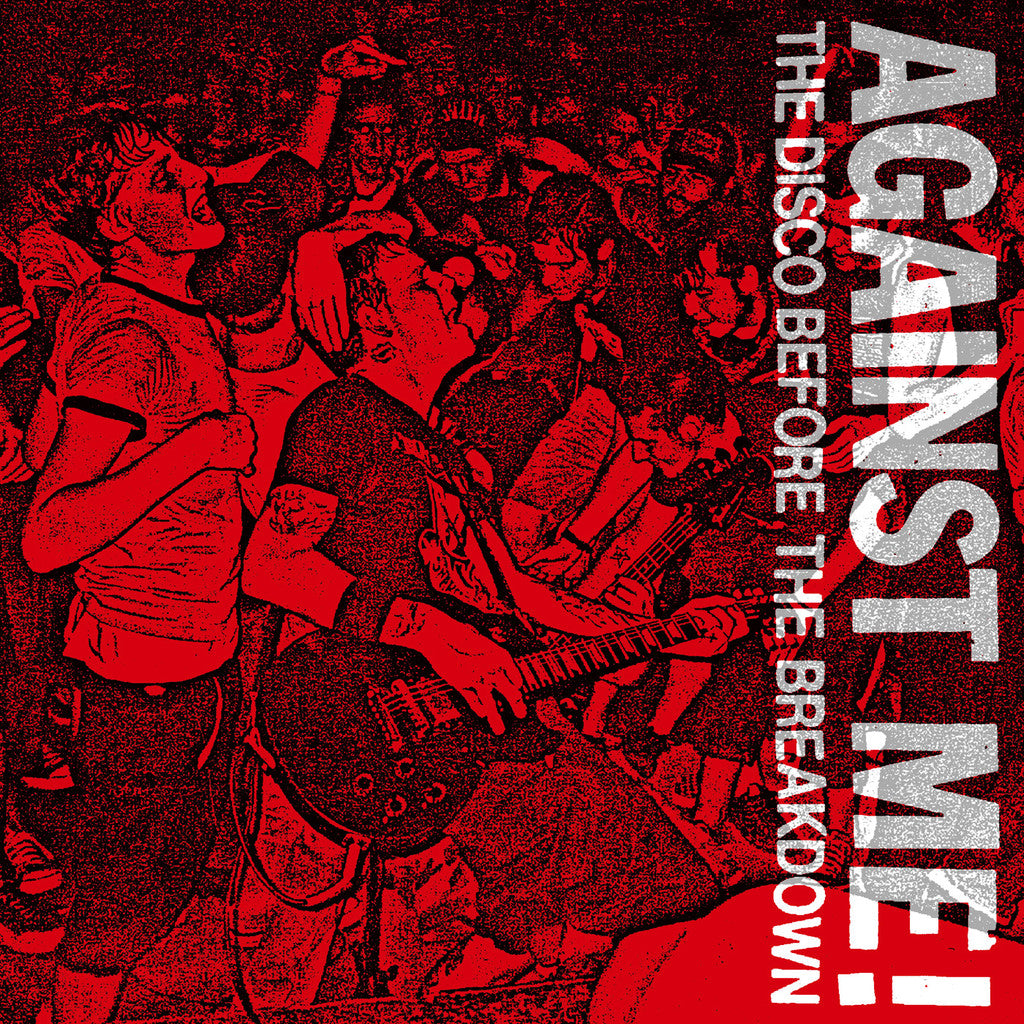 Against Me! The Disco Before The Breakdown CD EP