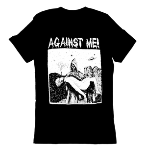 Against Me! Alien T-Shirt