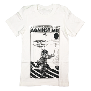Against Me! Commemorative Clown Leak T-Shirt