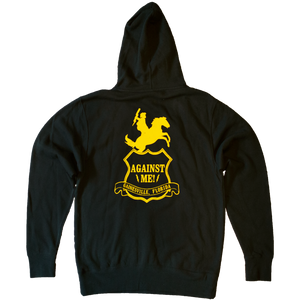 Against Me! Cowboy Gainesville, Florida Pullover Hoodie