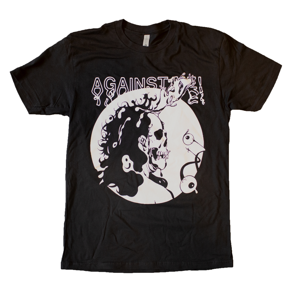 Against Me! Face Off T-Shirt