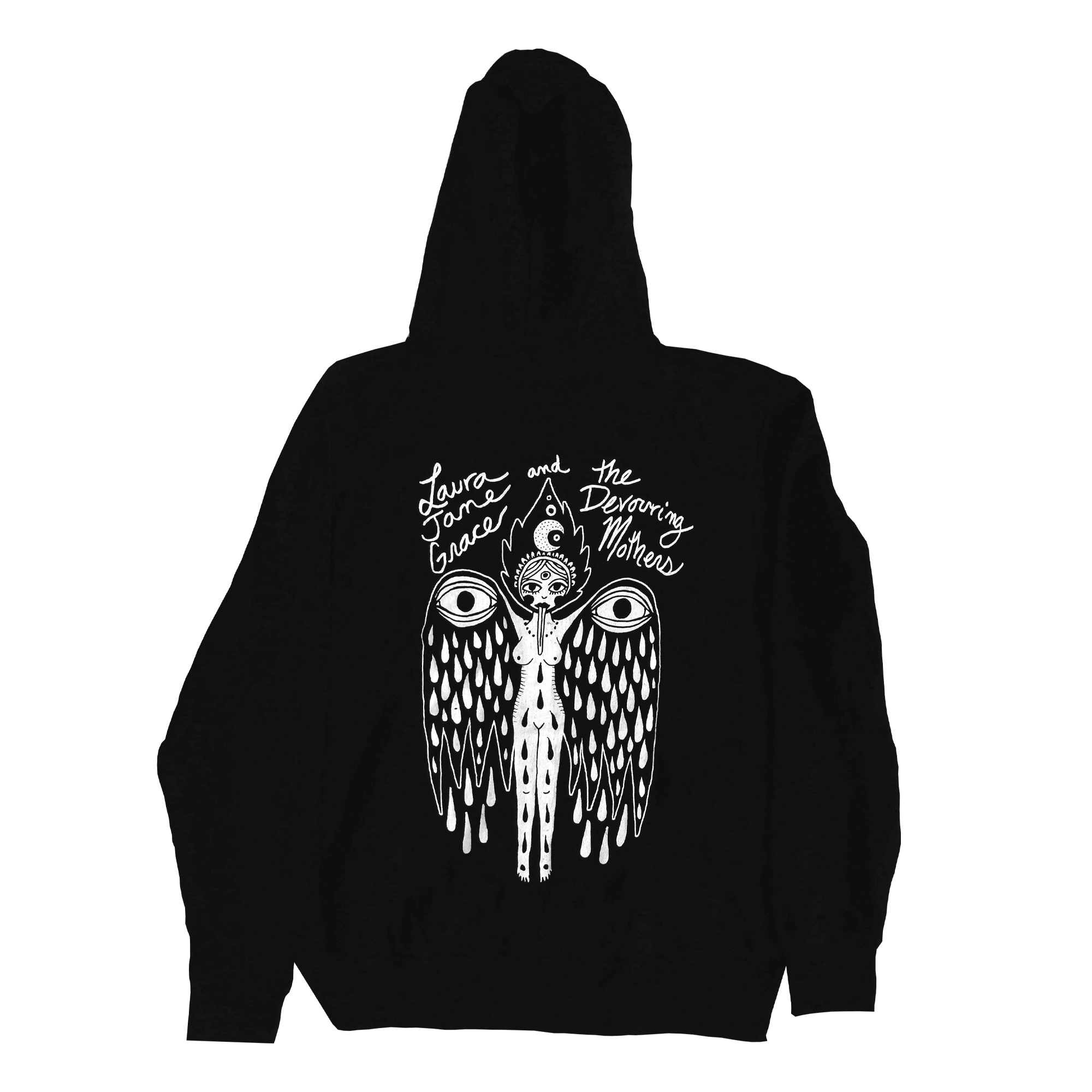 Laura Jane Grace and the Devouring Mothers - Deer Jerk Zip-Up Hoodie