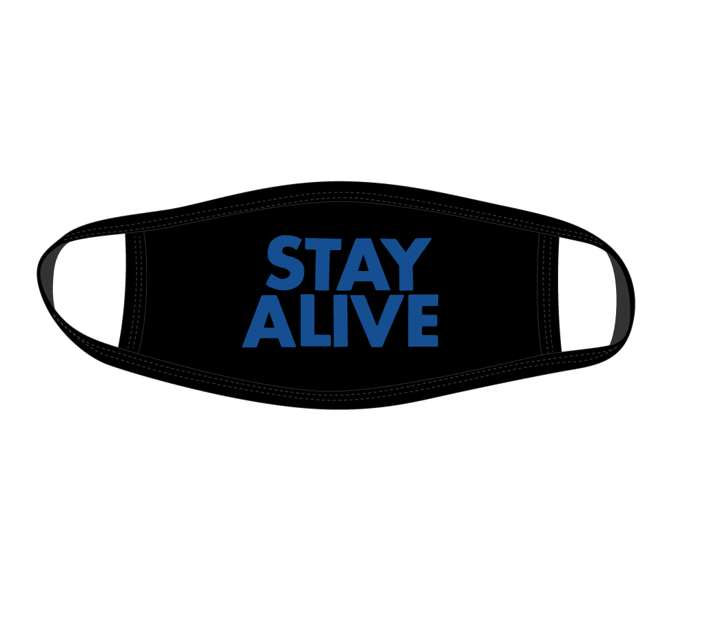 Laura Jane Grace Stay Alive Mask