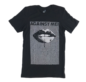 Against Me! Lips T-Shirt