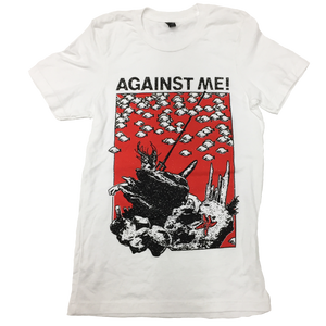 Against Me! Neptune T-Shirt