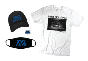 STAY ALIVE Hearse Bundle