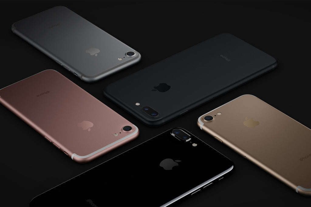 Apple – Officially Introduced iPhone 7