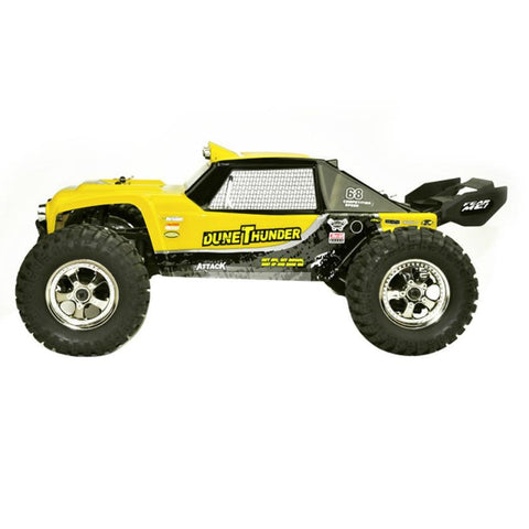 RC toy car model 12891 Lectric Four-Wheel Drive Desert Trucks toys for children by EzDeals