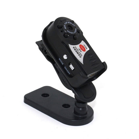 Mini Q7  Wifi Camcorder Recorder Infrared Night Vision Camera by EzDeals