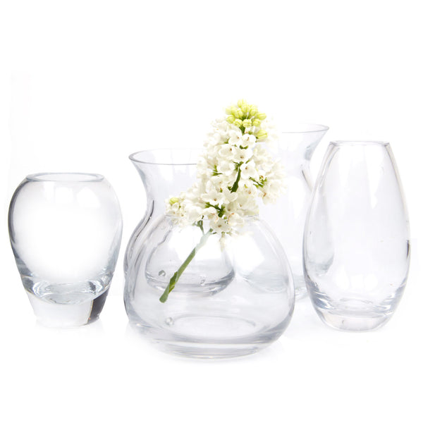 Unique Clear Glass Vases Clear Glass Planters Chive Tagged