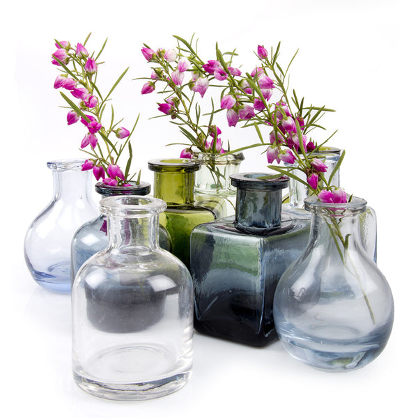 loft loft - Colored Glass Vases