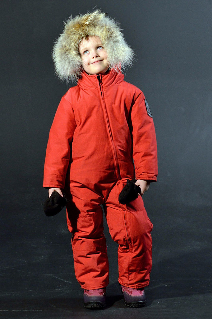 Amauti Snowsuit - Winter parka - Arctic Bay Co.