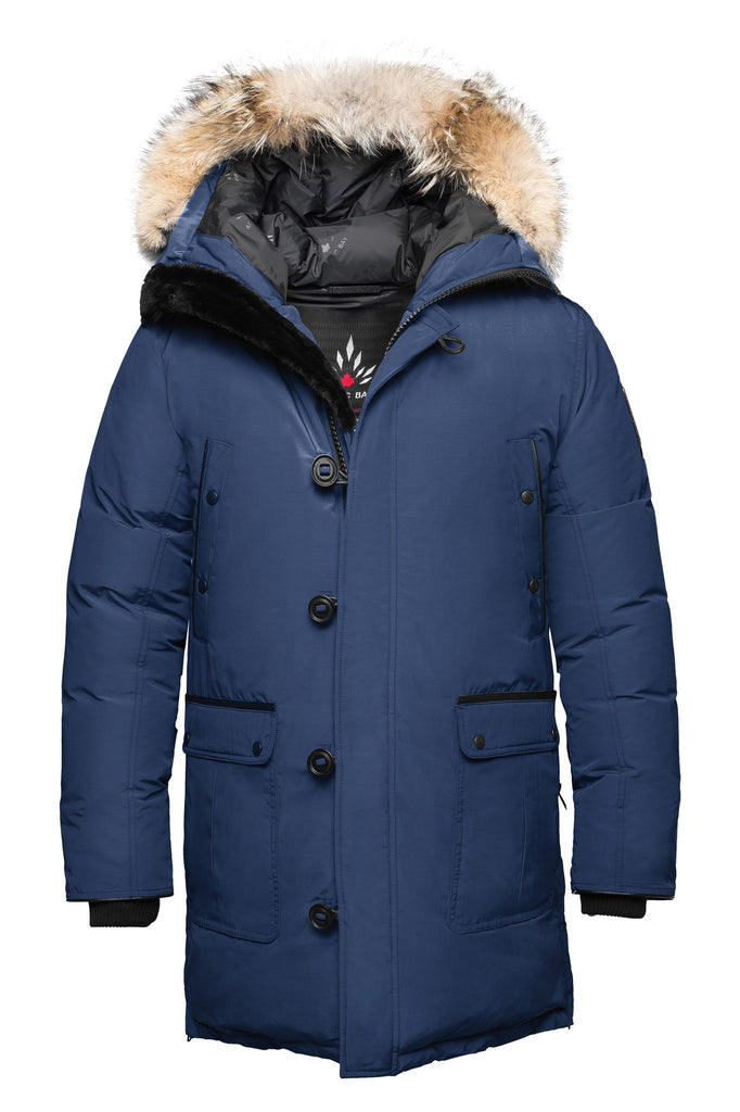 Alaska parka  |  Mens winter parka Canada | Arctic Bay - Made in Canada