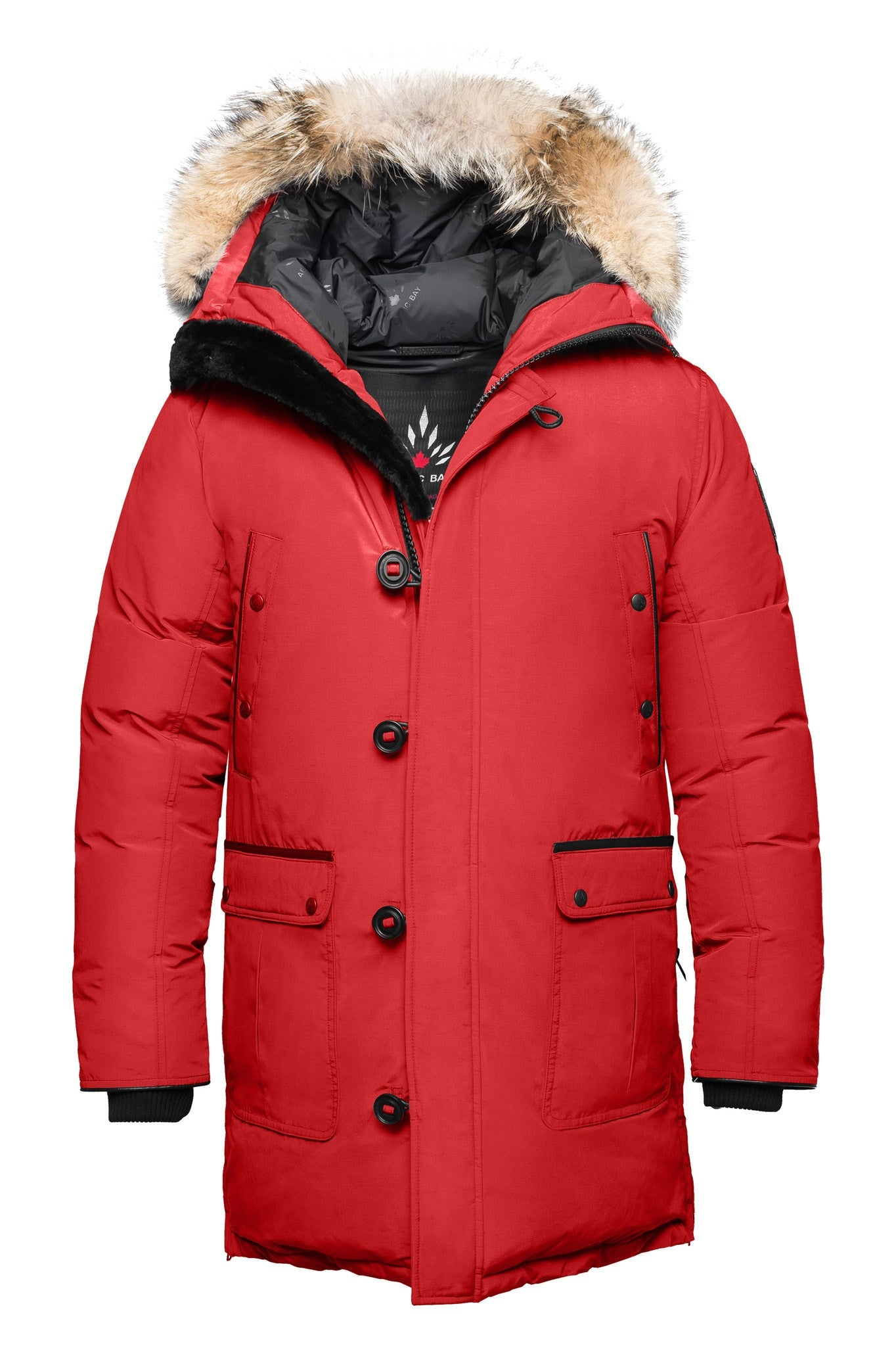 canada goose jacket the bay