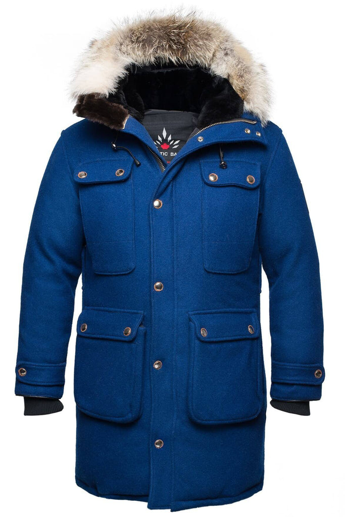 Antarctica parka |  Mens winter coat Canada | Arctic Bay - Made in Canada