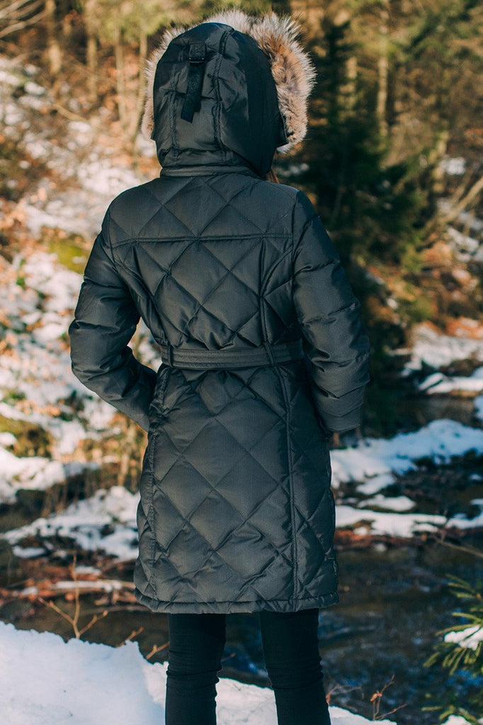 Kimberly parka | Womens winter parka Canada | Arctic Bay - Made in Canada