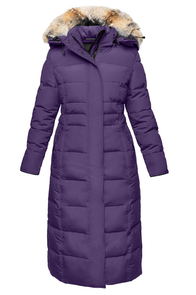 Belleville parka | Womens winter jacket Canada | Arctic Bay - Made in Canada