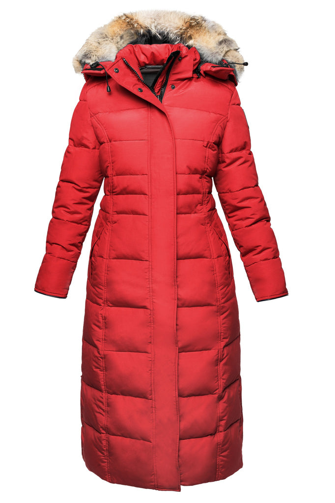 Belleville parka | Womens winter coat Canada | Arctic Bay - Made in Canada