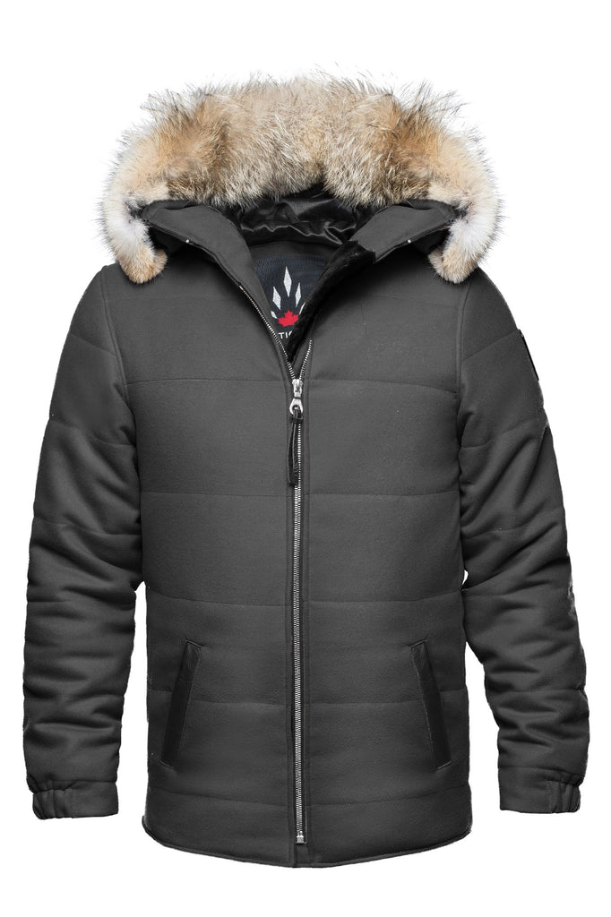 Cambridge jacket | Mens winter jacket Canada | Arctic Bay - Made in Canada