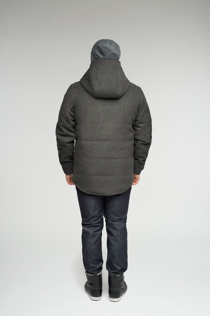 Cambridge jacket | Winter down jacket | Arctic Bay - Made in Canada
