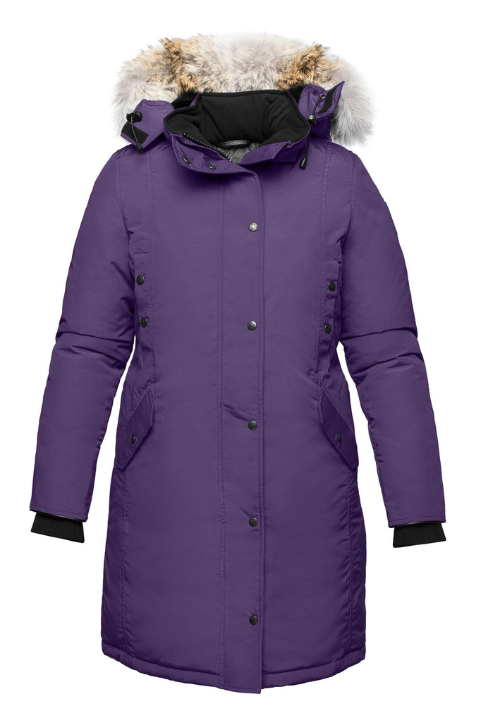 Charlotte parka | Womens winter coat Canada | Arctic Bay - Made in Canada