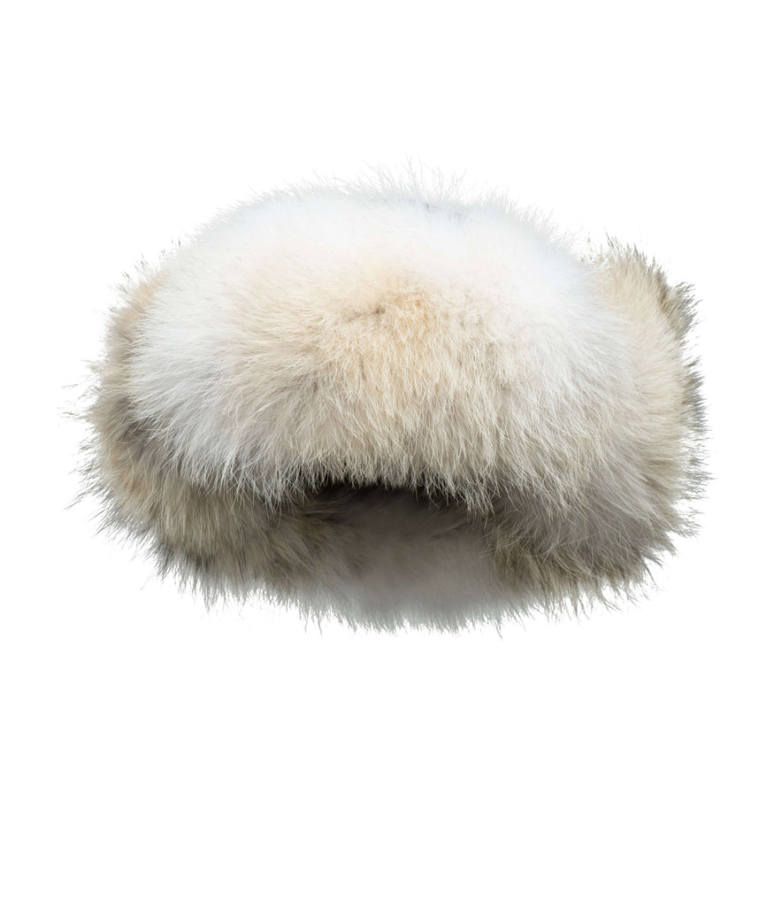 Coyote Aviator Hat | Winter accessories | Arctic Bay - Made in Canada