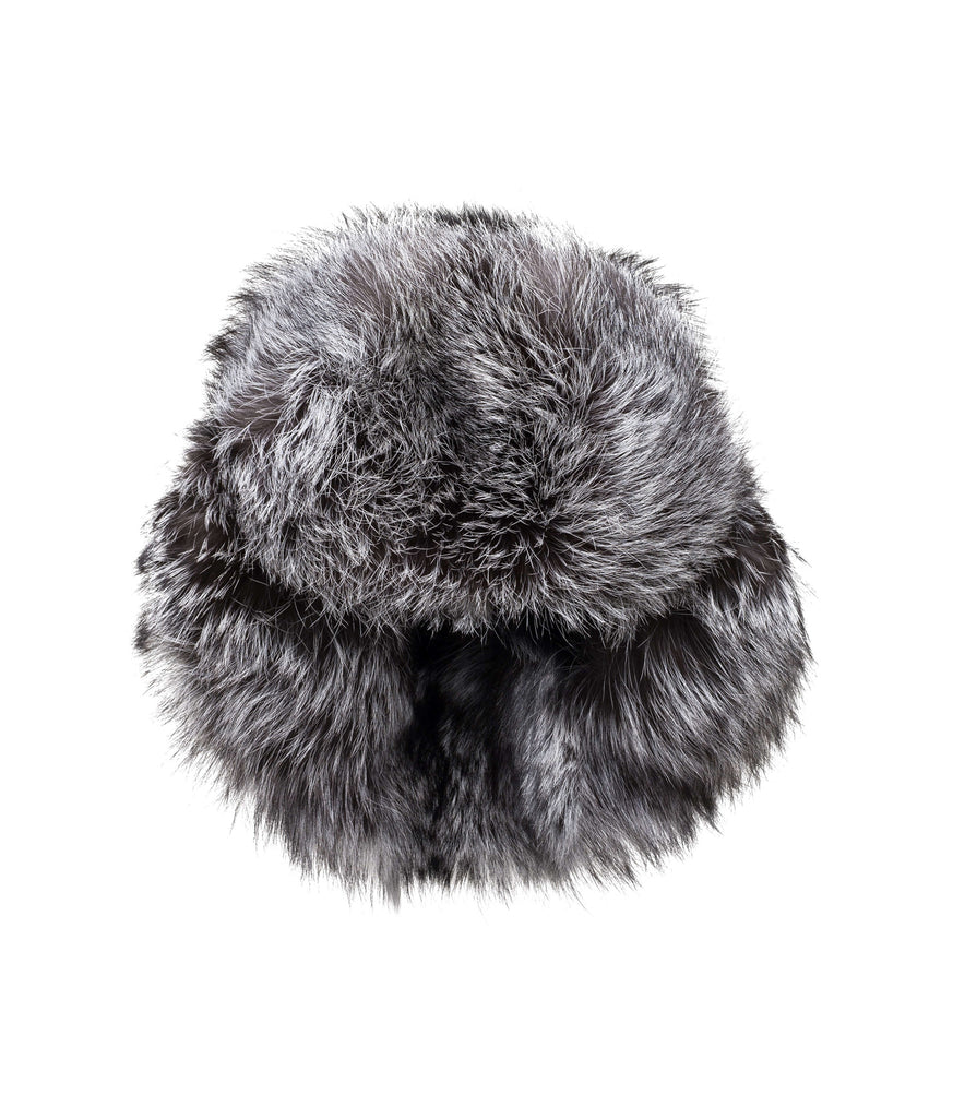 Full Fox Aviator Hat | Winter accessories | Arctic Bay - Made in Canada