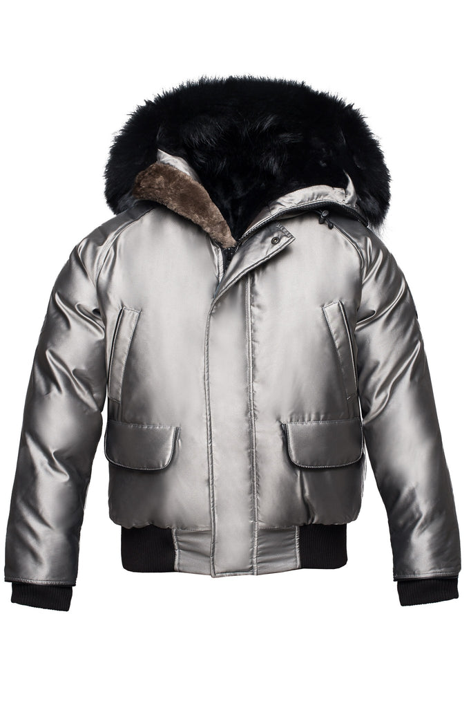 Inuvik bomber | Mens Winter bomber | Arctic Bay - Made in Canada