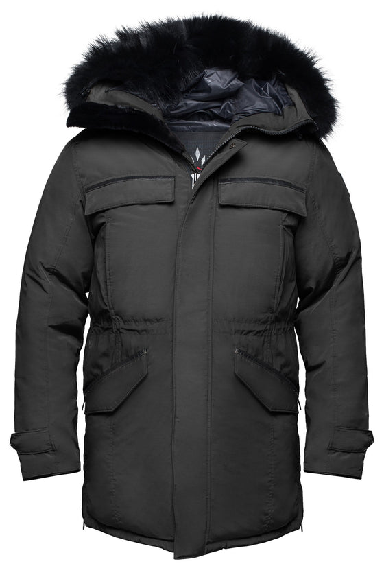 Labrador parka | Mens winter parka Canada | Arctic Bay - Made in Canada