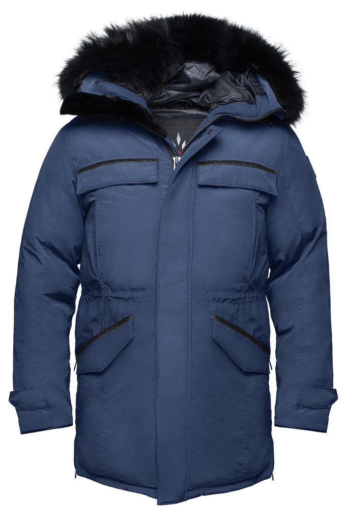 Labrador parka | Mens winter coat Canada | Arctic Bay - Made in Canada